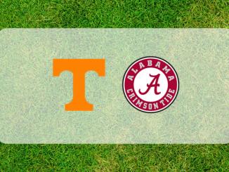 Alabama vs Tennessee