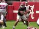 Alabama Football Practice