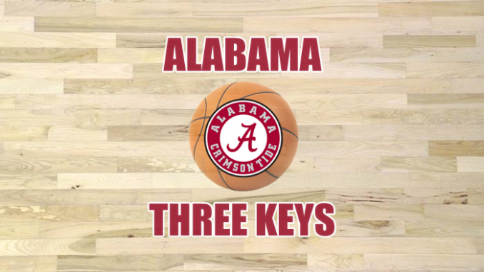 Alabama three keys