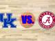 Alabama and Kentucky logos