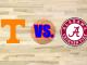 Tennessee and Alabama logos
