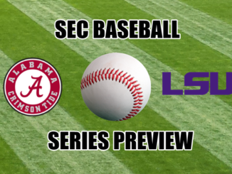 LSU-Alabama baseball series preview