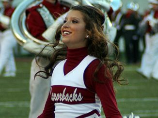 Arkansas Cheerleader