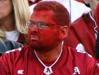 Arkansas fan