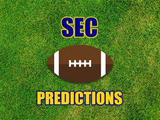 SEC Football Predictions