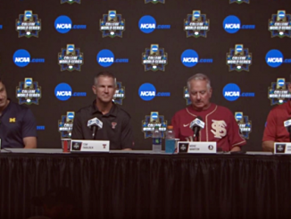 Coaches at Press Conference 2