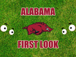 Eyes on Arkansas logo