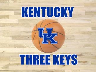 Kentucky Basketball Three Keys