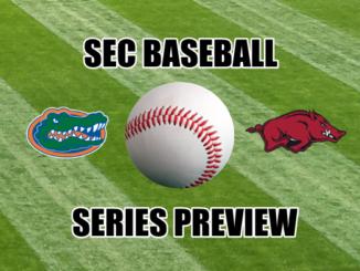 Arkansas-Florida baseball series preview