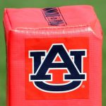 Auburn football pylon
