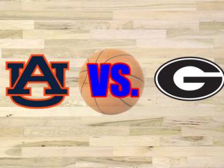 SEC Basketball Preview/Prediction: Auburn at Georgia