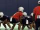 Auburn Football Practice
