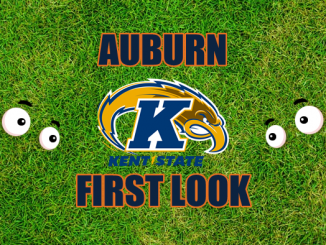 Eyes on Kent State Logo