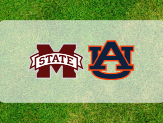 Auburn and Mississippi State logos