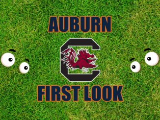 Auburn First look-South Carolina