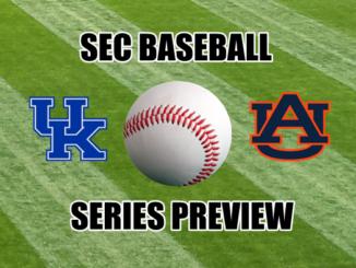 Kentucky-Auburn SEC Baseball series preview