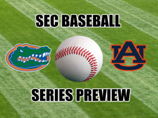 Auburn-Florida SEC Baseball Series Preview