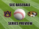 Missouri-Auburn baseball series preview