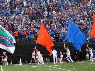 Florida Football flags