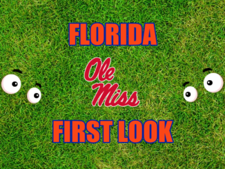 Florida First look Ole Miss
