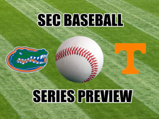 Tennessee-Florida baseball series preview