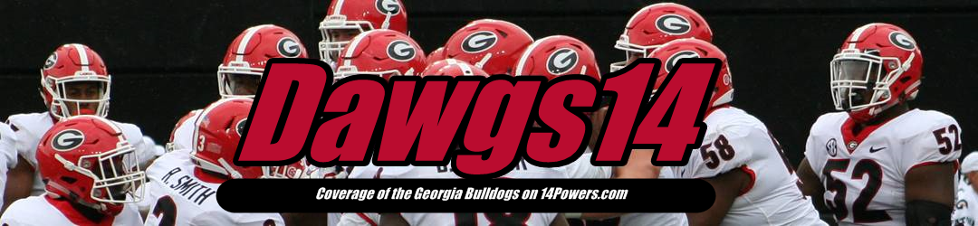 Georgia Bulldogs  Football, Basketball and Baseball