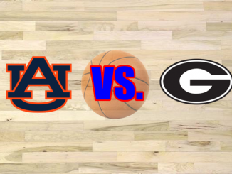 SEC Basketball Preview/Prediction: Auburn at Georgia