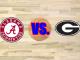 Georgia and Alabama logos