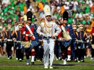 Pride of the Southland band member
