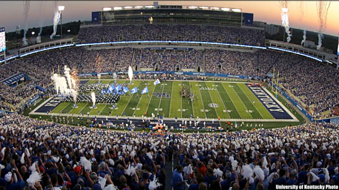 Kentucky Releases 2019 Football Schedule - Kentucky ...