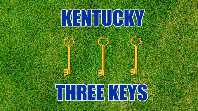Three-keys-Kentucky