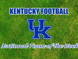 Kentucky National Team of the Week