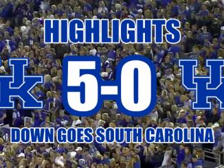 Kentucky Highlights South Carolina