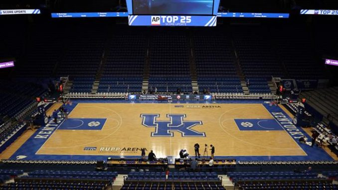 Kentucky Basketball Rupp Arena 2019