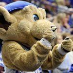 Kentucky basketball mascot