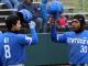 Kentucky baseball players