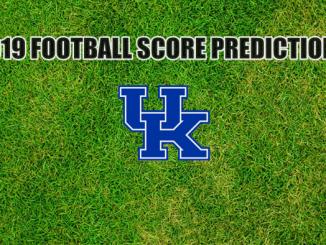 Kentucky logo on grass
