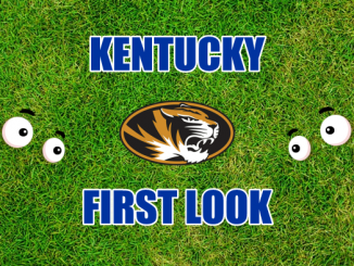 Eyes on Mizzou logo