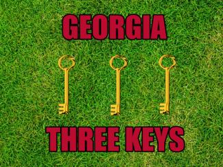 Three keys Georgia