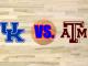 Kentucky and Texas A&M logos