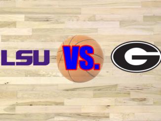 Georgia-LSU basketball game preview