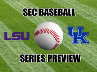 Kentucky-LSU baseball series preview