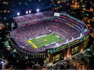 LSU Football Stadium