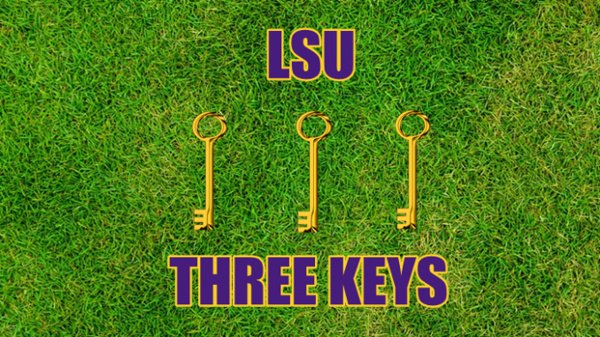 Three-keys-LSU