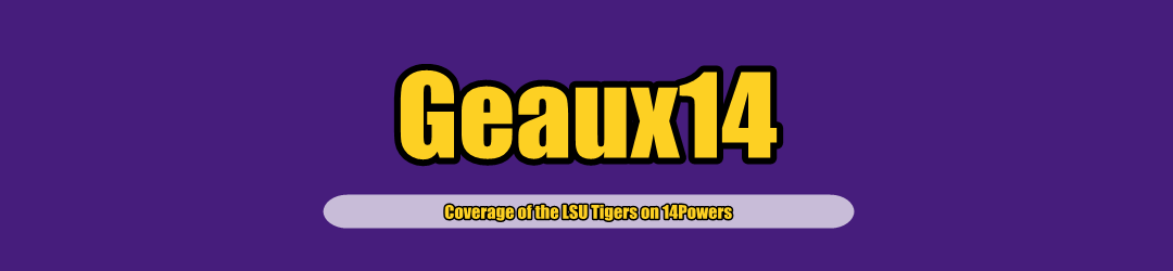 LSU Tigers Football, Basketball and Baseball