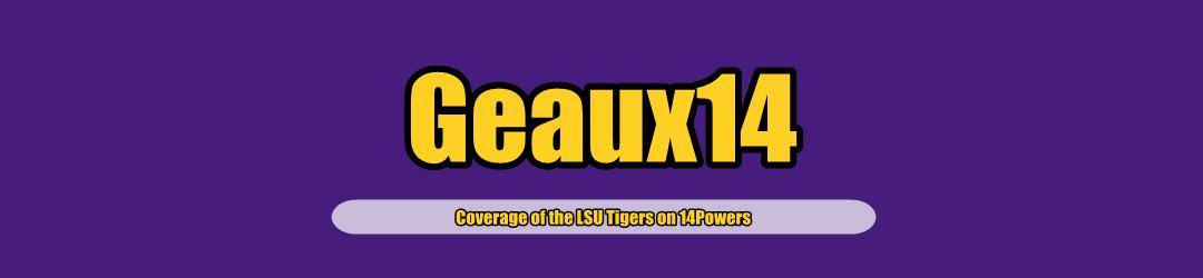 LSU Tigers Football, Basketball and Baseball