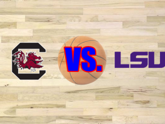 LSU-South Carolina