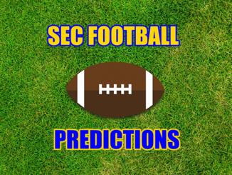 SEC Football Predictions