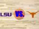LSU and Texas logos