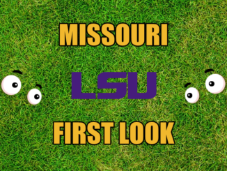 Missouri First-look LSU